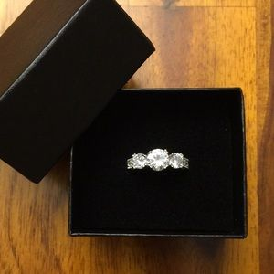 Jewelry - New CZ Ring With Box
